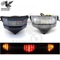 free shipping professional moto tail light FZ600 FZ6 LED light for yamaha FZ600 FZ6 2004 05 06 07 08 09 motorcycle brake light