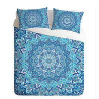 3pcs BeddingOutlet Printed Comforter Bohemia Bedding Sets Outlet Duvet Cover Sets Pillowcase Bed Set Twin Full Queen King