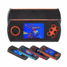 "16 Bit 3.0"" LCD Handheld Game Console Built-in 100 Classic Games for Retro Video Games Player Support HDMI Output & SD Card(China)"