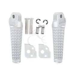motorcycle parts Rear Foot rest Foot Pegs For Suzuki GSXR600 GSXR750 SV650 GSF600 DR-Z400SM TL1000R TL1000S