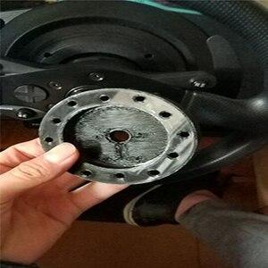 Image 5 - 1pc アダプターリアルステアリングホイールアドオン thrustmaster T300 tx T500 TS PC レーシングステアリングホイール修理された変換アダプタ