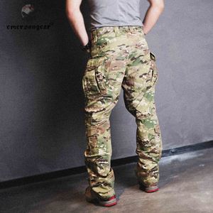 Image 2 - 2017 NEW Emersongear CP Field Pants Trousers Tactical Emerson Training Camouflage Hunting Combat Gear Outdoor Multicam EM6990