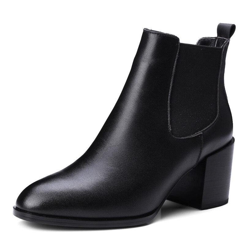 Black Bout Hiver Slip Cr909 Bottines Daim Automne Enmayer Femme 40 Taille black2 gray Mode Sur Pointu Décontractées En De Chaussures 34 Bottes brown HfxOwS4vq