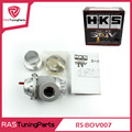 Blow Off Valve BOV Universal Turbo Original Logo Package SSQV SQV 4 IV High Performance Black/Sliver  RS-BOV007