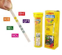 Sera 5 in 1 Easy Test Strips PH GH KH NO2 NO3 test kit aquarium fish tank water test kit
