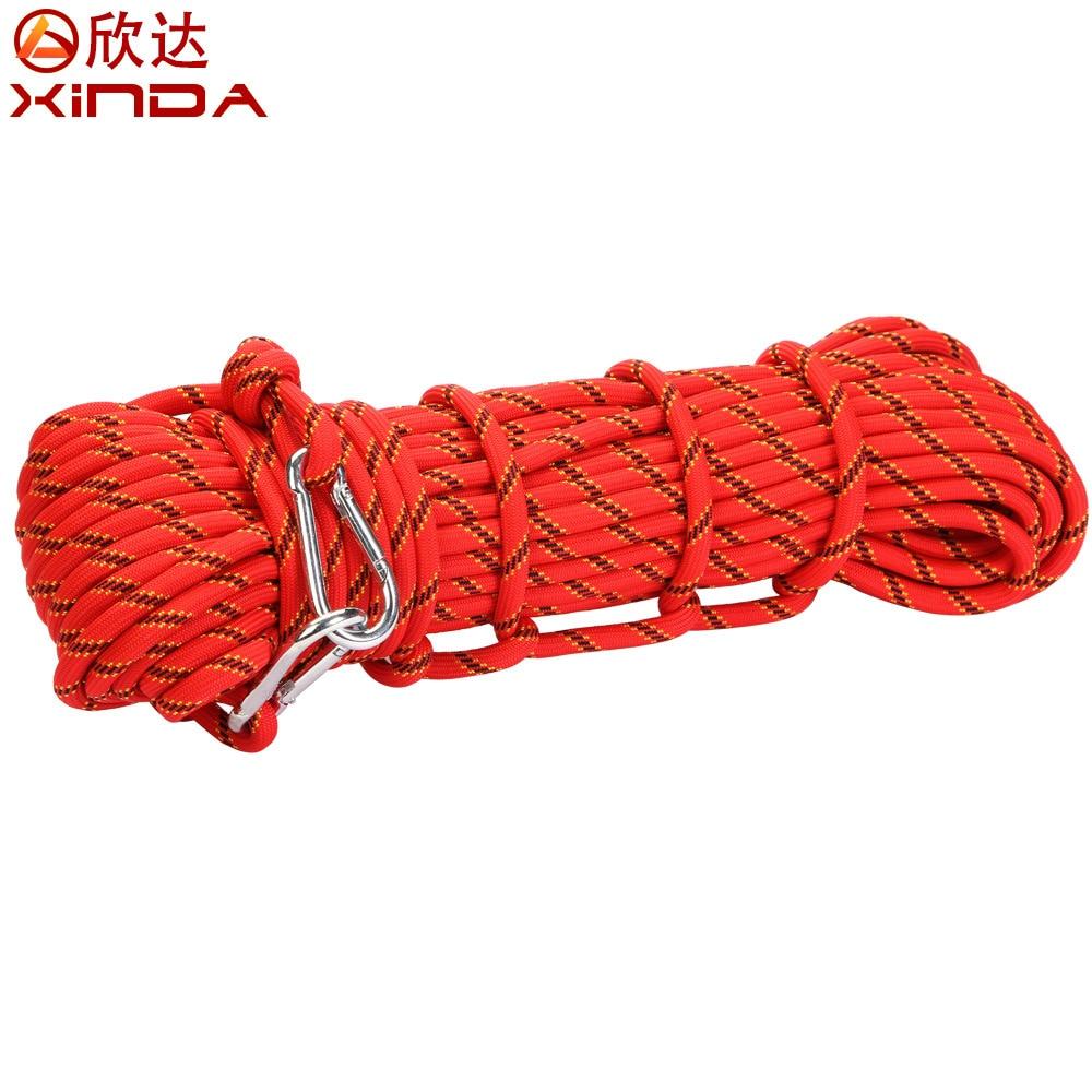 XINDA Hintha litar i shpëtimit në natyrë, duke u ngritur në litar - Kampimi dhe shëtitjet - Foto 2