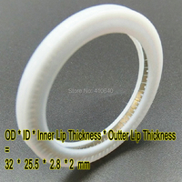 1 Pcs 32 25 5 2 8 2mm Seal Ring Used For Protective Len PTFE Seal