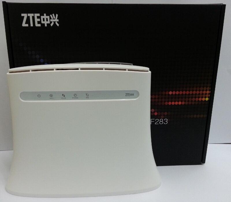 Débloqué ZTE MF283 LTE CPE 3G 4G Routeur sans fil home GATEWAY