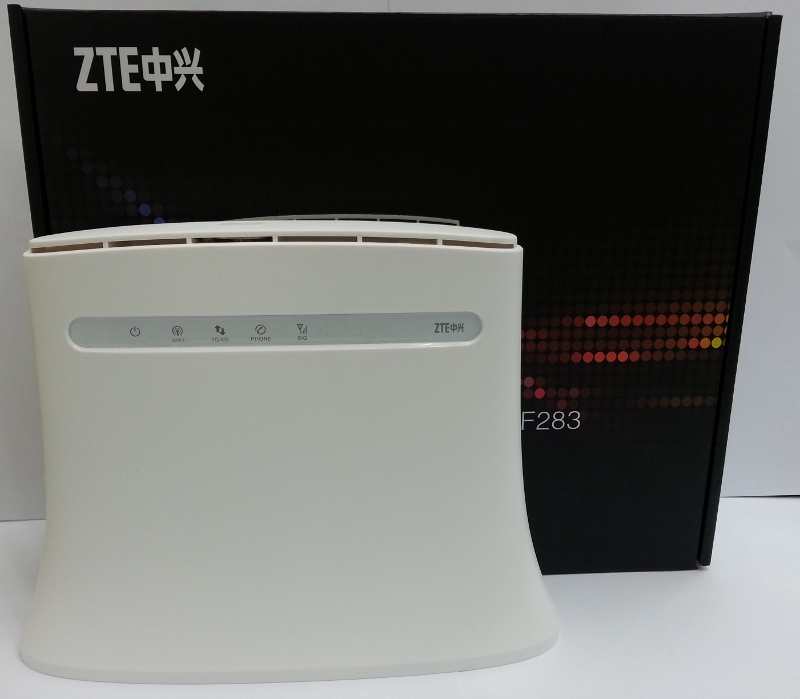 unlocked ZTE MF283 LTE CPE 3G 4G Router wireless home GATEWAY zte mf283 черный