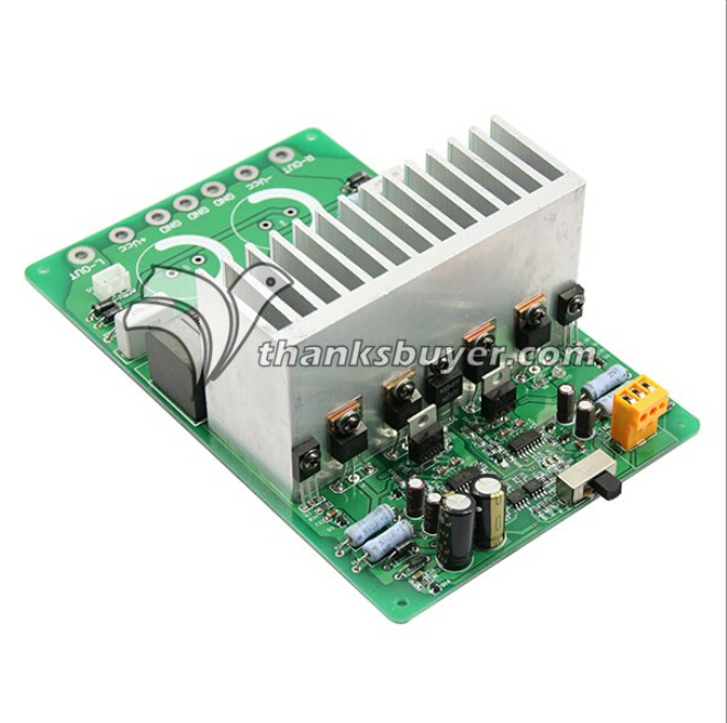 Top Iraud2000 Class D Amplifier Finished Board 2000W Irs2092s IRFB4227 7G23A-22UH Digital Amplifier Board tas5630 amplifier class d board high power finished boards mono 600w for subwoofer or full range diy free shipping