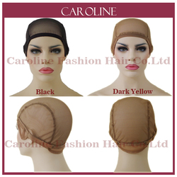 Glueless Lace Wig Cap For Making Wigs With Adjustable Straps Weaving Caps For Women Hair Net & Hairnets Easycap Wholesale  6032