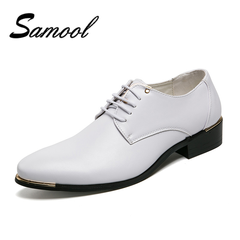 Genuine Leather Mens Dress Shoes, High Quality Oxford Shoes For Men, Lace-Up Business Men Shoes, Brand Men Wedding Shoes QX5 men s dress shoes mens formal cow leather shoes high quality business oxford genuine leather soft casual lace up flats shoes