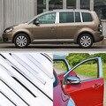 Набор оконные стойки подоконник формовочная отделка точно подходит для VW Touran 2008-2015