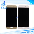 1 piece tested free shipping replacement repair parts 5.7 inch screen for samsung A8 lcd display with touch digitizer