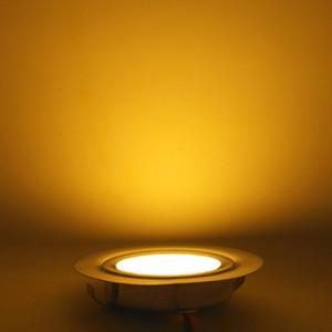 Image 5 - Spot LED ultra sottile 3W incorporato piccola soffitto faretto da incasso 12V cucina bagno specchio fari Costruito in il riflettore