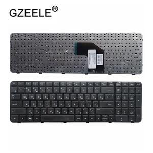 Image 1 - GZEELE ruso teclado del ordenador portátil para HP pabellón G6 2000 G6Z 2000 g6 2100 G6 2163sr AER36Q02310 R36 Negro RU marco G6 2365EA
