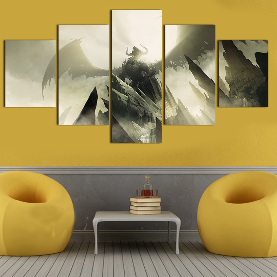 Attractive Movie Themed Wall Art Vignette - Art & Wall Decor ...