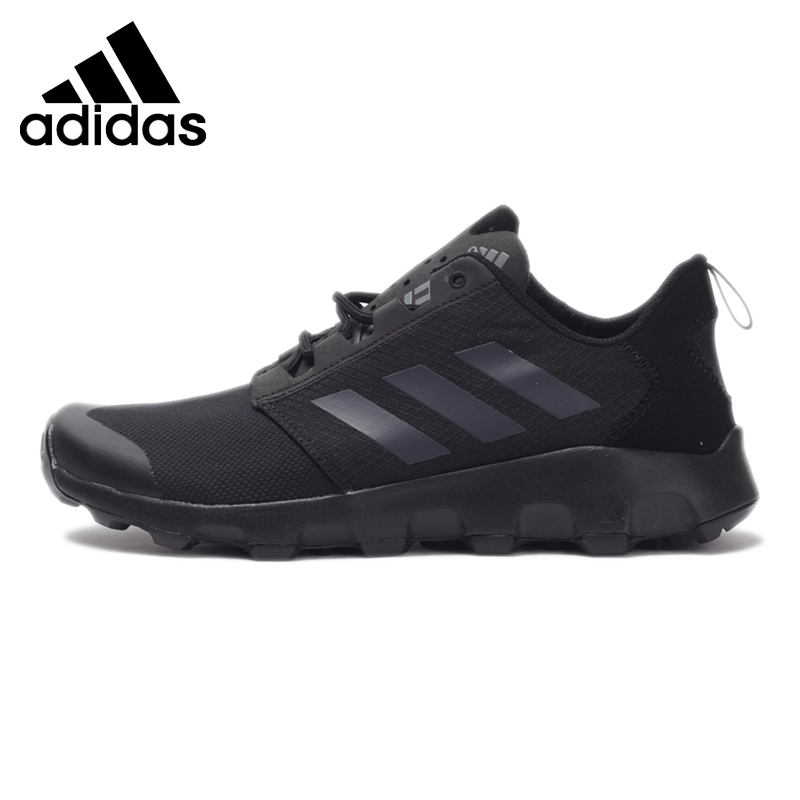 Original New Arrival Adidas TERREX VOYAGER DLX Men's Hiking Shoes Outdoor Sports Sneakers
