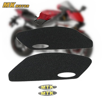 YZF R1 Motorcycle Tank Pad Protector 3M Sticker Decal Gas Knee Grip Traction Pad Side For Yamaha YZF R1 2009 2015