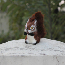 Factory customized animated small squirrel plush toys