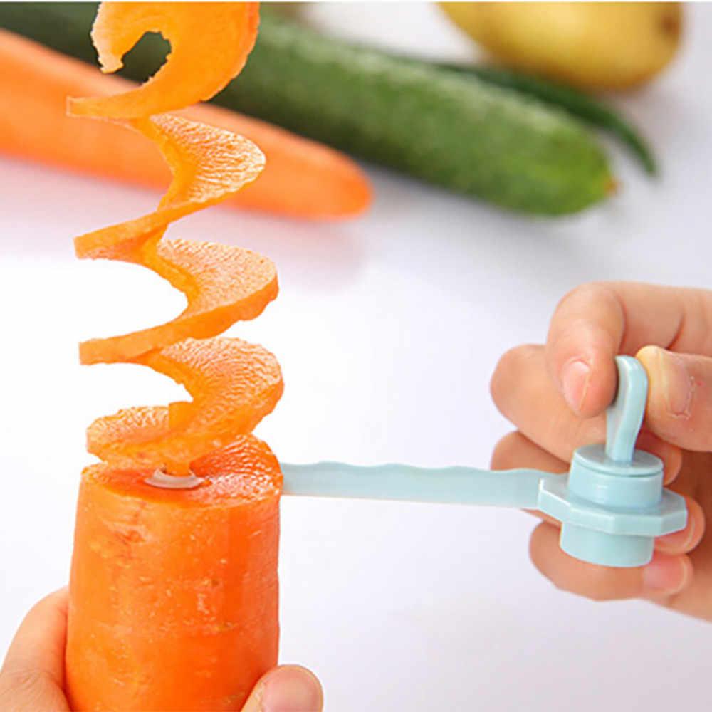 ニンジンスパイラルスライサーキッチン野菜モデルポテトカッター調理アクセサリーホームガジェットスパイラルスライサーカッター #10