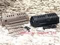 Hunting accessories CAA M4S1 guardiamanos 3 Rail Handguard Rail System  for M4/M16 - Free shipping