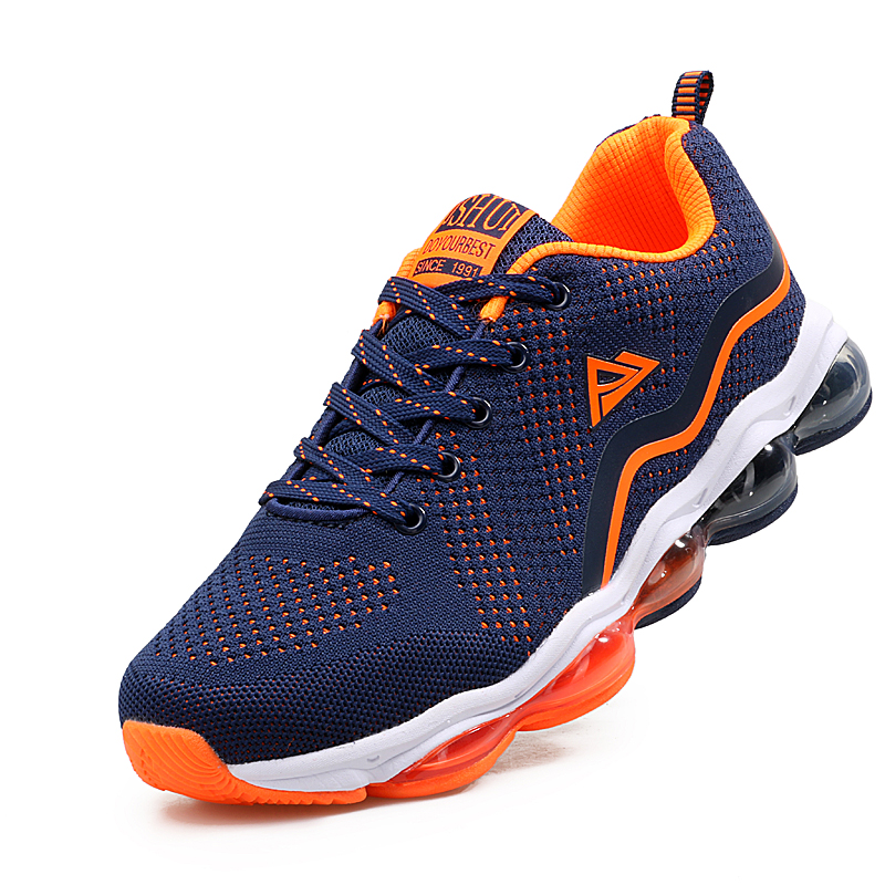 New Arrival Hot Style Running Shoes Men Spinne Lace Up Breathable Comfortable Sneakers Outdoor Walking Footwear sports shoes Men ...