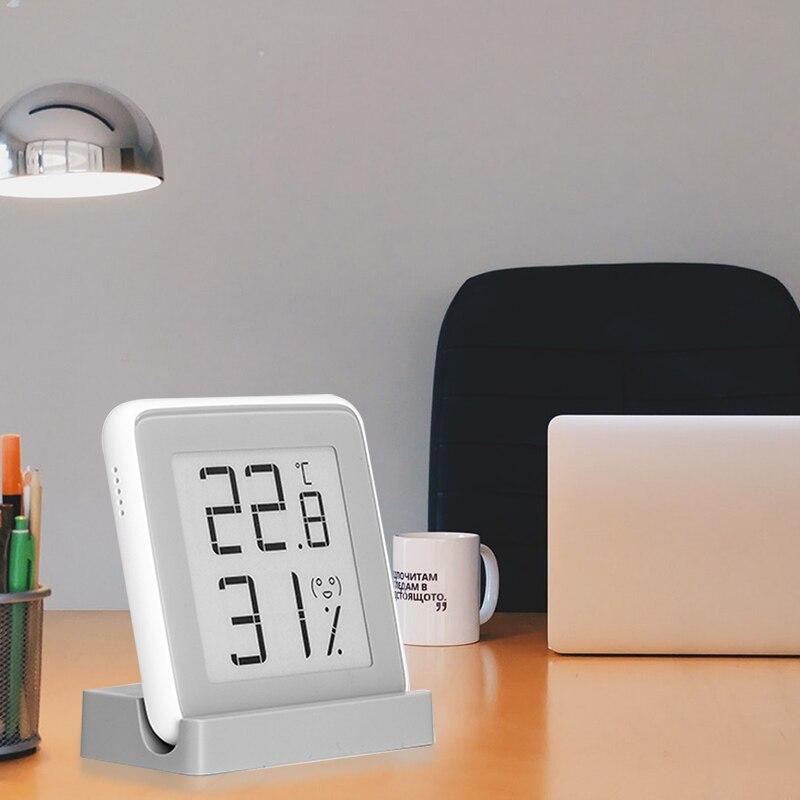Xiaomi Mijia Indoor Hygrometer Digital Thermometer Weather Station Smart Electronic Temperature Humidity Sensor Moisture Meter
