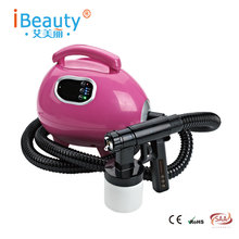 Spray Tanning Kit with Tan Solution Spray Tanning System Body Tanner Bronzer Machine Electric Atomize Thumbnail Lotion Tattoo