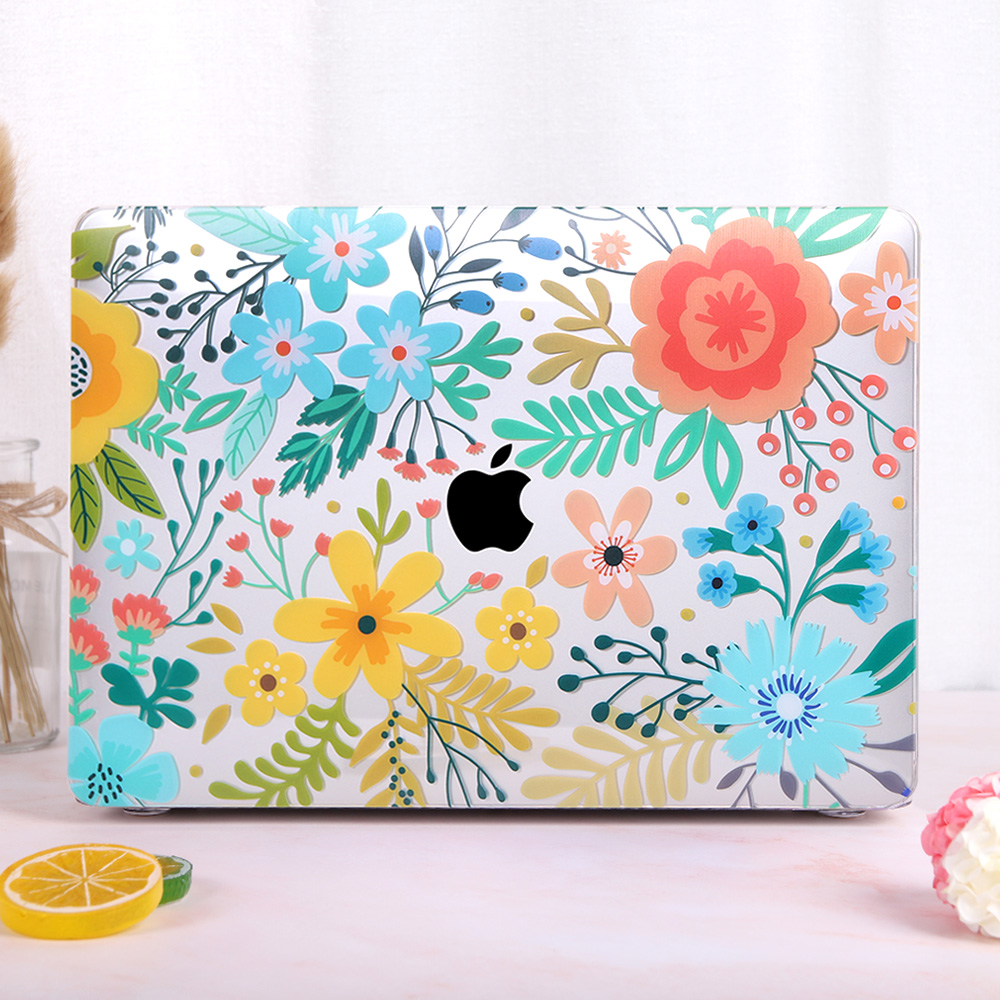 Floral Case for MacBook 139