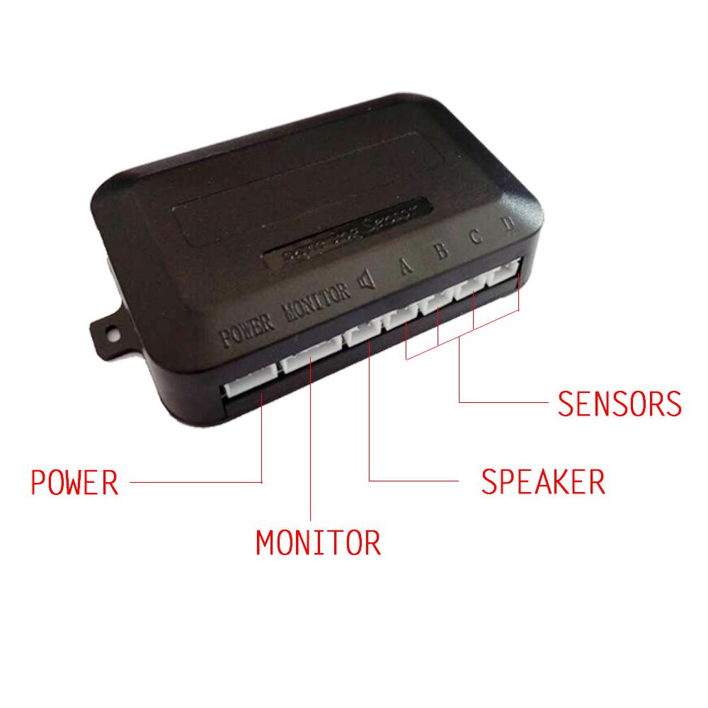 electromagnetic parking sensor