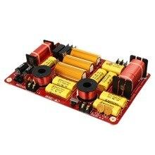 LEORY 600 W Ayarlanabilir 3 Yollu Çapraz Frekans Bölücü 4 8 ohm Yüksek end HiFi Ev Sineması Soundbar hoparlör Bölücü