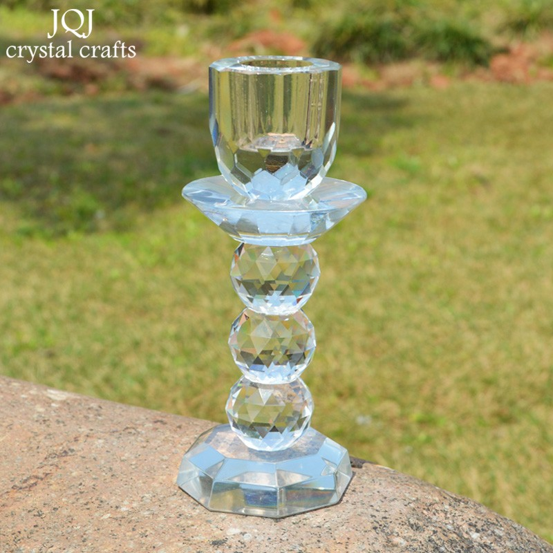 Online buy wholesale glass candle stands from china