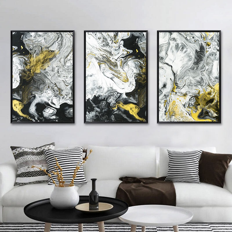 Fashion New Canvas Paintings Posters Prints,warrior