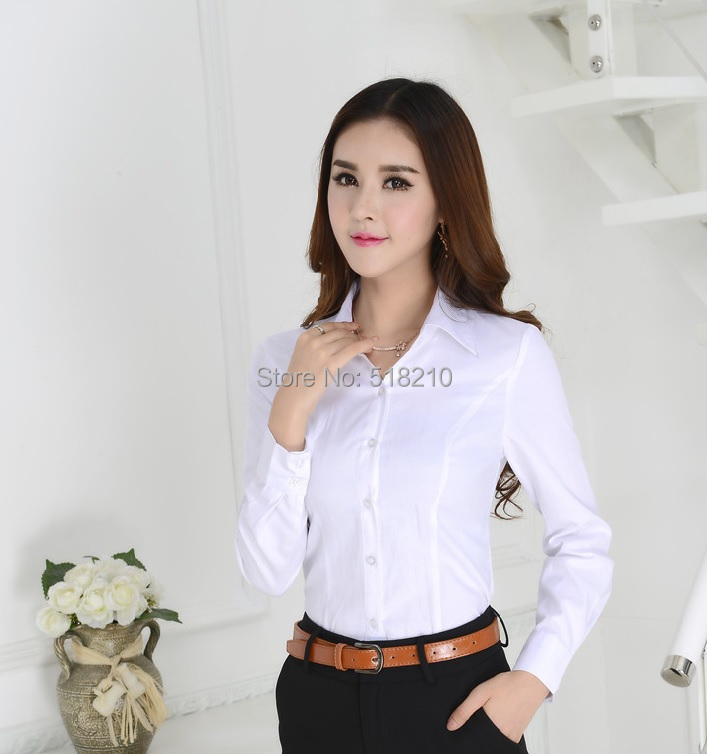 New Fashion White 2015 Spring And Autumn Long Sleeve