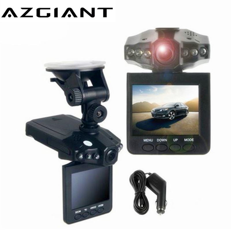 AZGIANT 2.5 Car DVR Dash Camera Full HD 1080P Video Recorder Camcorder Motion Detection  ...