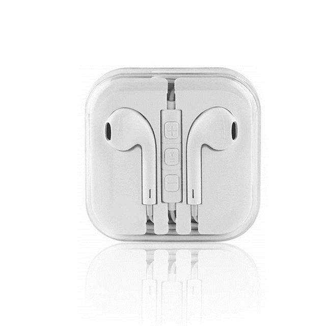 Auriculares con Cable Super Bass auriculares de 3,5mm de auriculares manos libres auriculares con micrófono para Huawei Xiaomi iPhone Samsung S4 S5 s6 S7 S8
