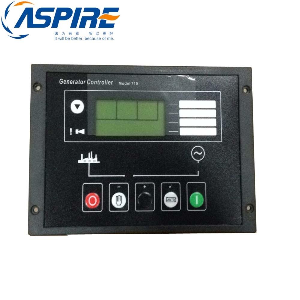 Free Shipping+710 Remote Start Unit Generator Controller 710