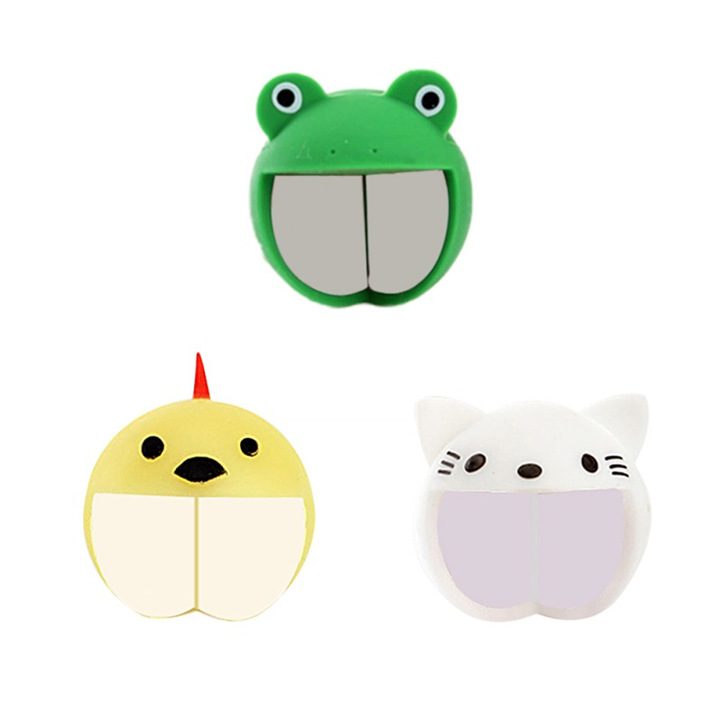 Soft Cartoon Animal Table Desk Corner Protector Baby Safety Edge Corner Guards For Children Infant Protect Tape CushionY M