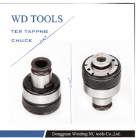 Set Of BT30 G0132 Robust Construction Tap Holder Floating TER Tapping Collet Chuck Holder Quickly Change