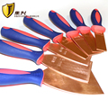 De cobre rojo no bujías de encendido de cuchillo de masilla de seguridad de construcción de herramienta de mano para limpieza