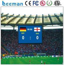 Leemanled футбольный стадион по периметру из светодиодов экран Alibaba выразить футбольный стадион по периметру из светодиодов экран
