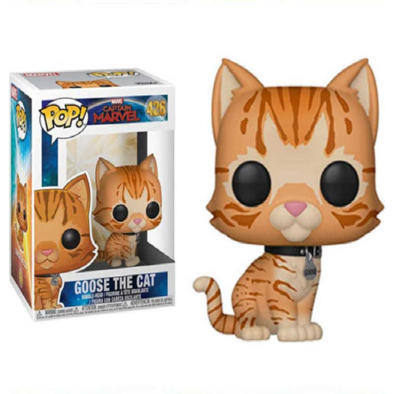 FUNKO POP nouveau Style Marvel Avengers Endgame oie le chat 426 # figurine à collectionner modèle jouets pour enfants cadeau de noël