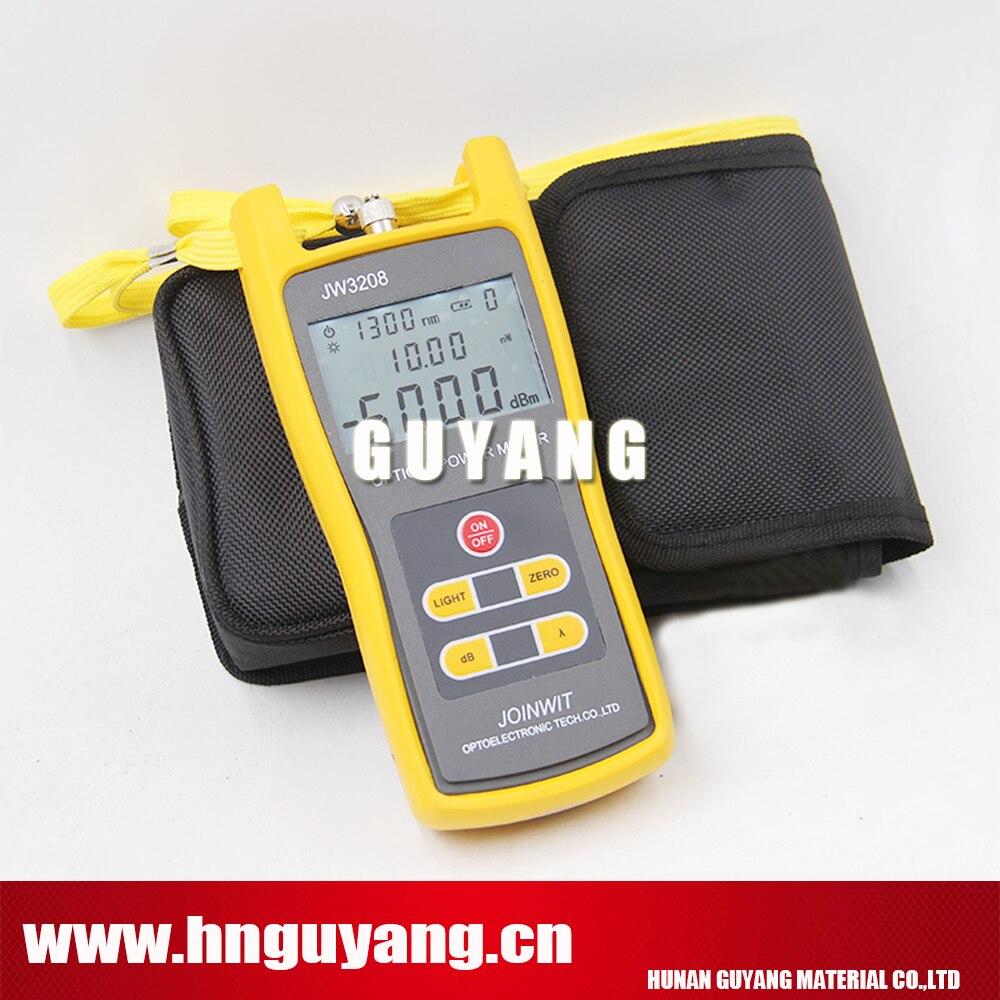 JW3208C Portable  -50~+26dBm Fiber Optic Tester Optical Power Meter(800~1700nm)JW3208C Portable  -50~+26dBm Fiber Optic Tester Optical Power Meter(800~1700nm)