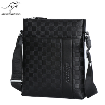 Men Messenger Bag Male Leather Casual Crossbody Bag Business Men's Handbag Bags for gift Shoulder Bags Men