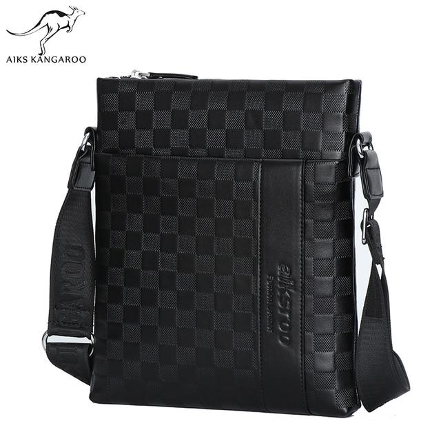 Men Messenger Bag Male Leather Casual Crossbody Bag Business Men's Handbag Bags for gift Shoulder Bags Men