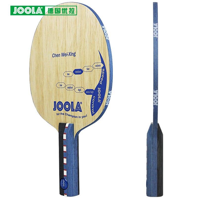 Original Joola Chen Weixing Play Table Tennis Blade Cwx Chop Racket Ping Pong Bat Paddle