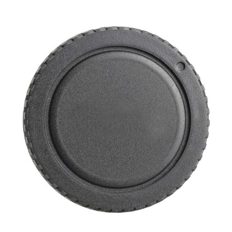 1 قطعة عالية الجودة كاميرا الجسم غطاء تغليف عدسة الكاميرا غطاء أسود لكانون Eos 1100D 1000D 600D 550D 500D 450D 1D 7D 5D 5DII