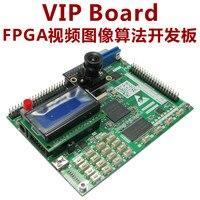 FPGA видео обработки изображений алгоритм Совет по развитию камеры OV7725 Совет по развитию VGA ЖК дисплей выход