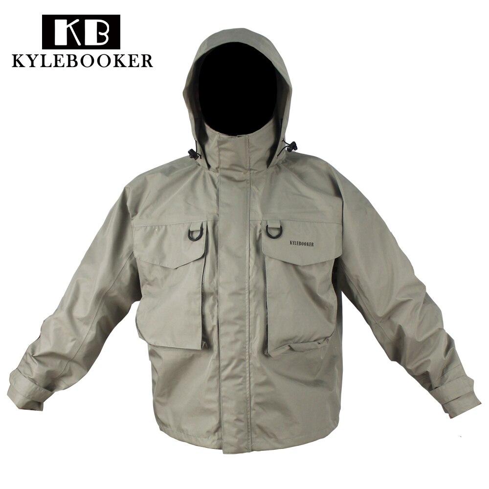 Новая мужская куртка для рыбалки, дышащая водостойкая одежда для рыбалки, куртка для рыбалки, походная одежда для охоты